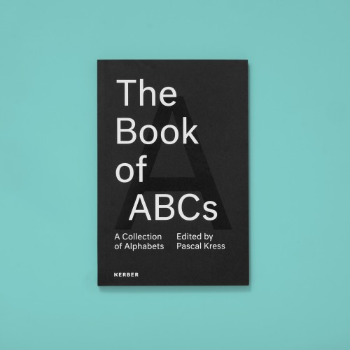 Cover for: THE BOOK OF ABCS