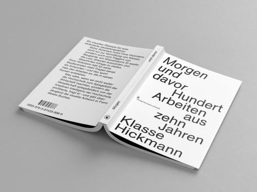 Cover for: MORGEN UND DAVOR